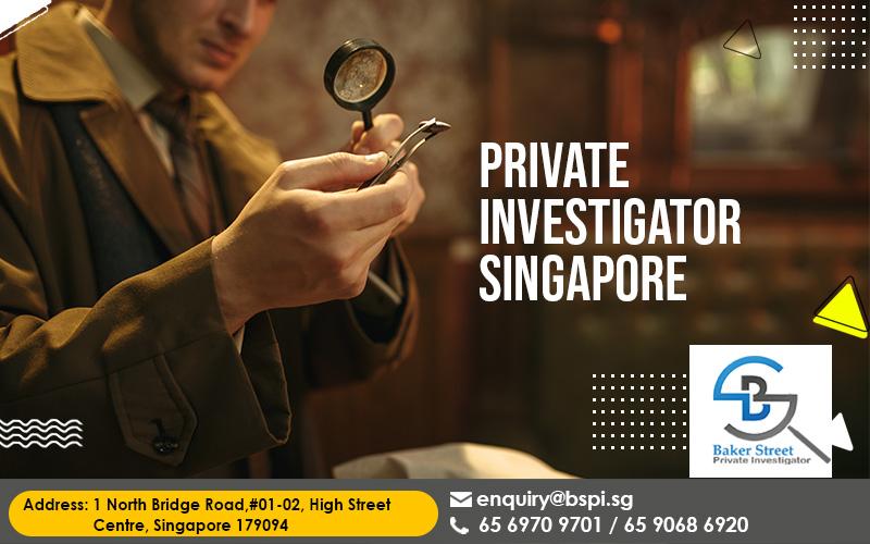 Private Investigator Singapore